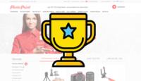 """Photopoint в финале конкурса """"Самый дружественный веб-магазин Эстонии"""""""