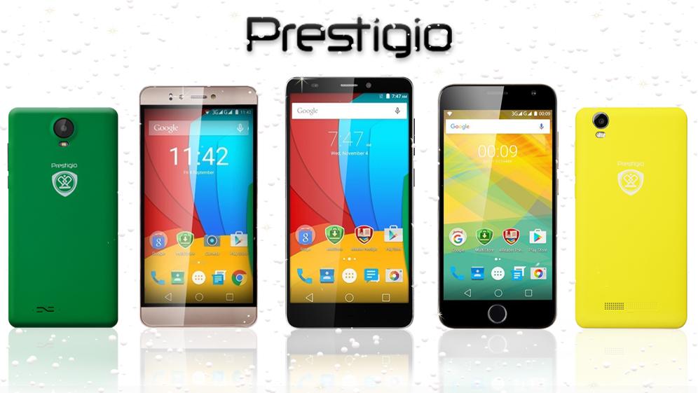 Идеи для подарка: Смартфоны Prestigio по замечательной цене