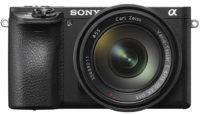 Теперь в продаже: беззеркальная камера Sony α6500