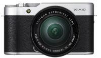 Fujifilm X-A10 - маленькая и удобная камера для селфи