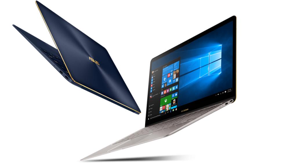 Asus Zenbook Deluxe - серьезный конкурент Macbook Pro?