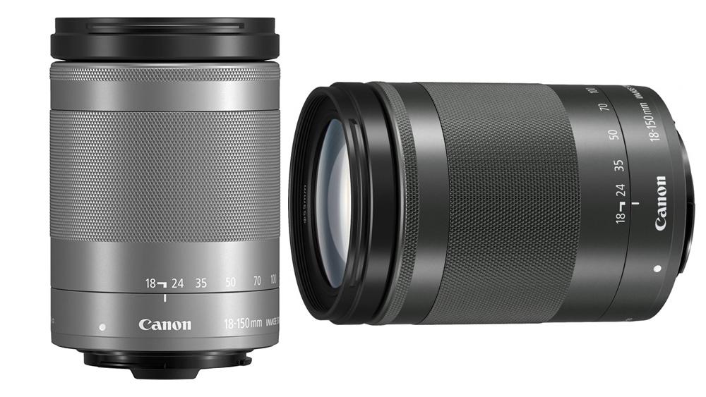 Теперь в продаже: объектив Canon EF-M 18-150мм IS STM