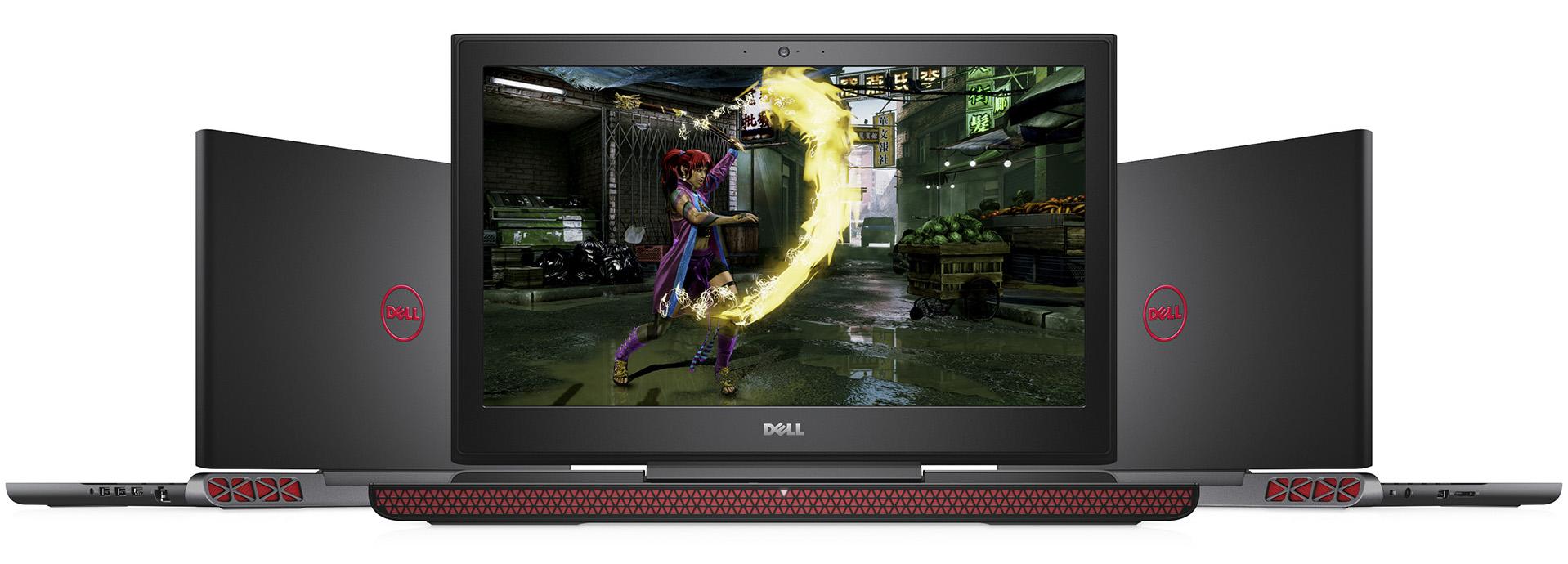 Бюджетный игровой ноутбук от Dell