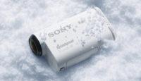 При покупке определенных экшн-камер Sony, карта памяти в подарок