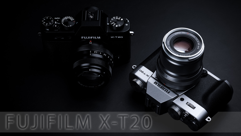 Теперь в продаже: Fujifilm X-T20