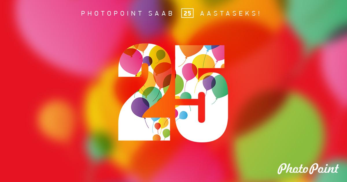 Photopoint 25 - Cкидка -25% на все услуги