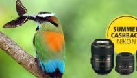 Летняя кампания: Денежный бонус при покупке объектива Nikor