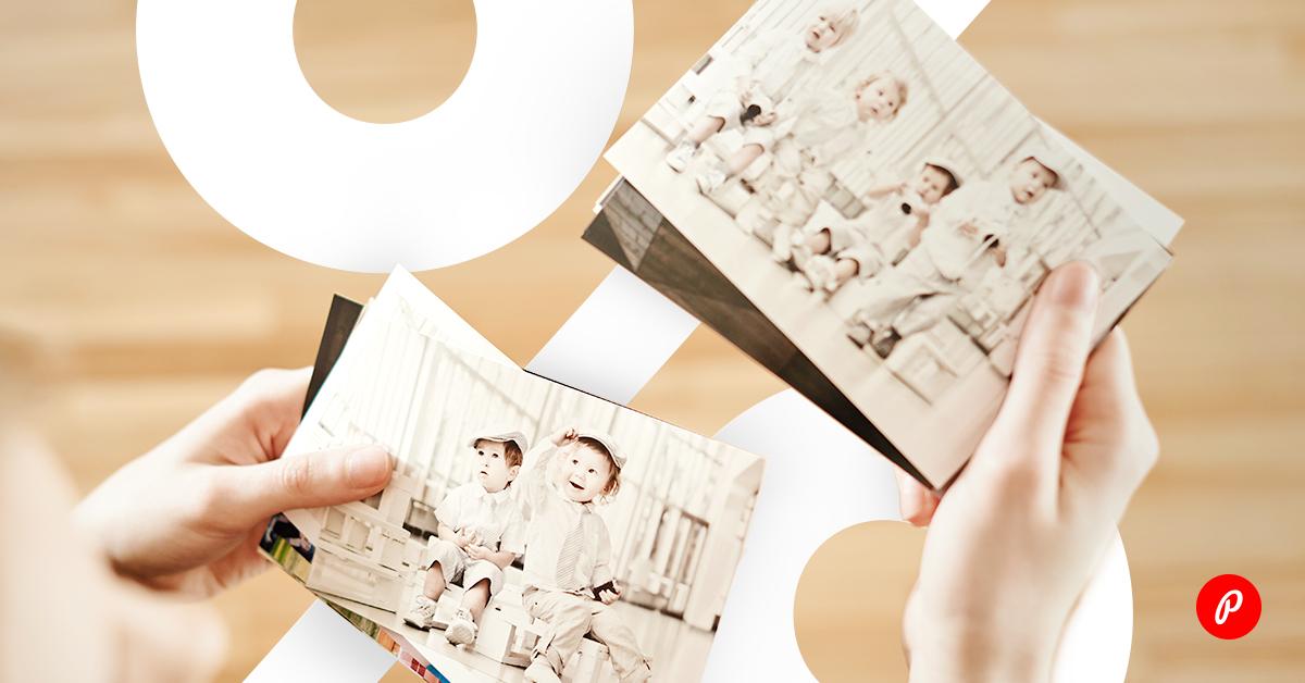 Запечатки свои воспоминания на 20% дешевле