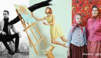 В Эстонии начался самый большой фотоконкурс портретов!