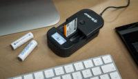 Digitest.ee: Зарядка Eneride Multi Charger - способна зарядить любой аккумулятор