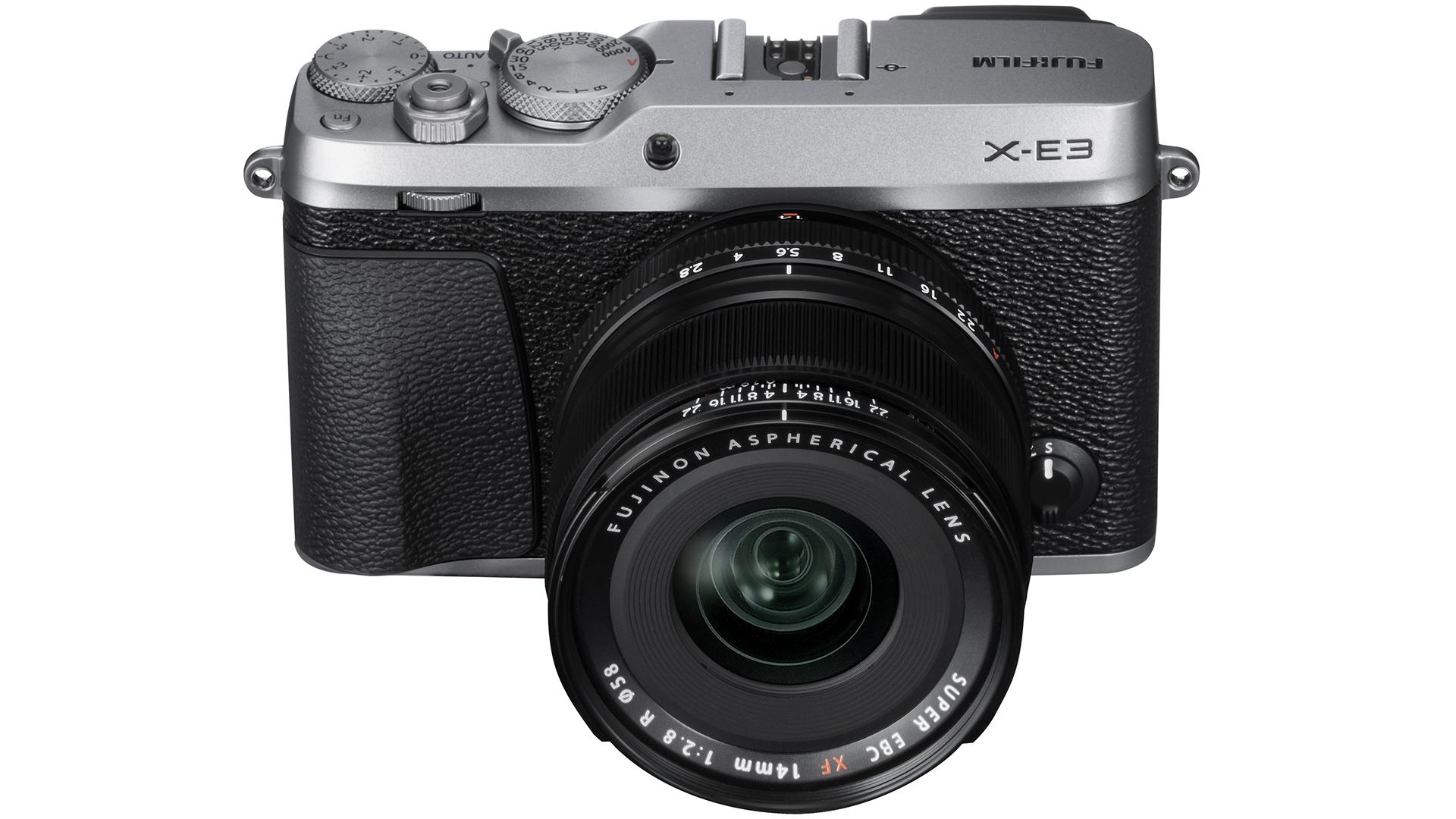 Fujifilm представил новую камеру X-E3