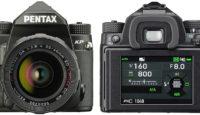 Зеркальная камера Pentax KP теперь на 200€ дешевле
