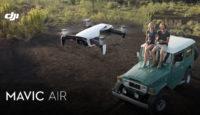 Теперь в наличии: дроны DJI Mavic Air
