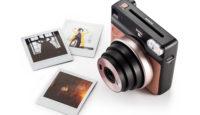 Новая камера Instax Square SQ6 делает снимки с соотношением сторон 1:1