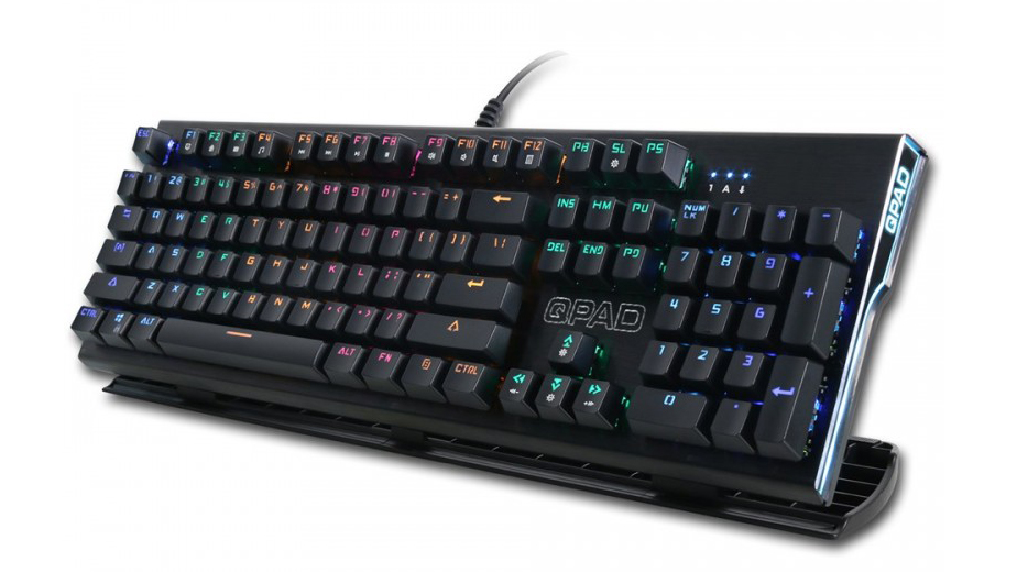 Теперь в наличии: игровая клавиатура QPad MK-30