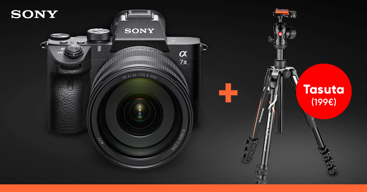 Пришло время переходить на новый уровень вместе с серией Sony a7 и получить ценный подарок