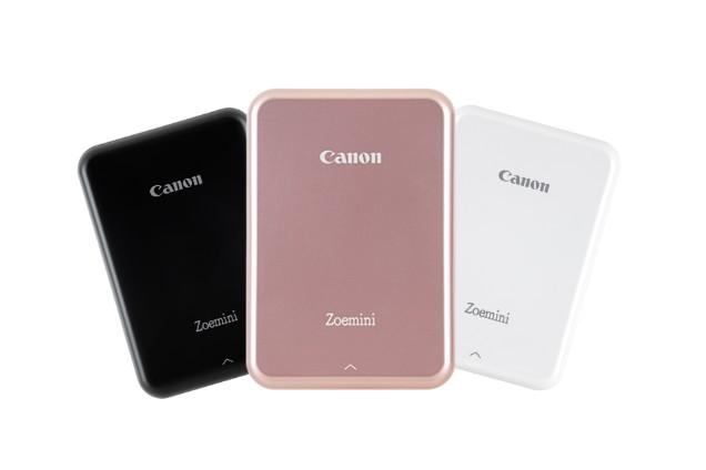 Теперь в наличии: Самый маленький принтер Canon Zoemini