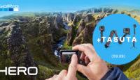При покупке камеры GoPro ты получишь универсальный подарок