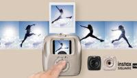 Новая дигитальная Fujifilm Instax SQ20 снимает видео