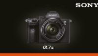Cделай себе ценный подарок и купи полнокадровую камеру Sony - топ продаж в Photopoint