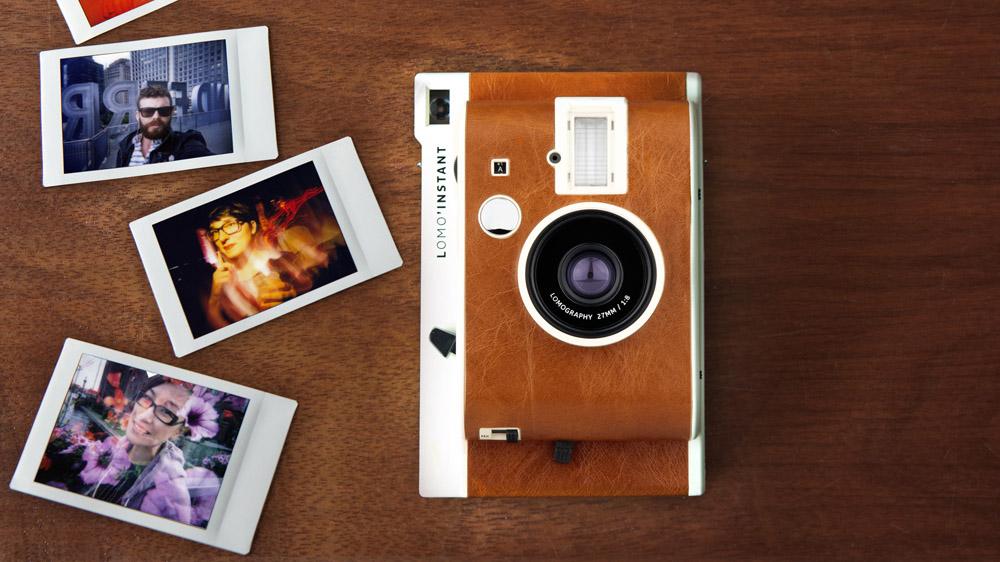 Теперь доступна: компактная мгновенная камера Lomography Lomo'Instant Mini