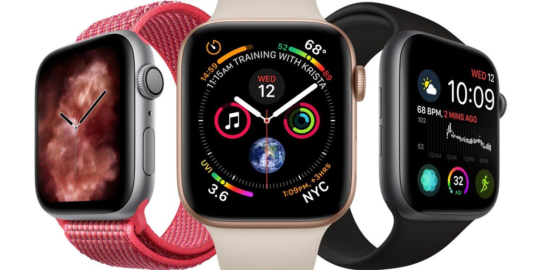 Модели смартчасов Apple Watch 4 теперь доступны в представительстве Photopoint