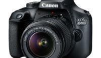 Как это возможно? Зеркальная камера Canon вместе с объективом по сверхвыгодной цене всего 299€