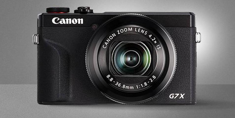 Теперь в наличии: Canon PowerShot G7 X Mark III