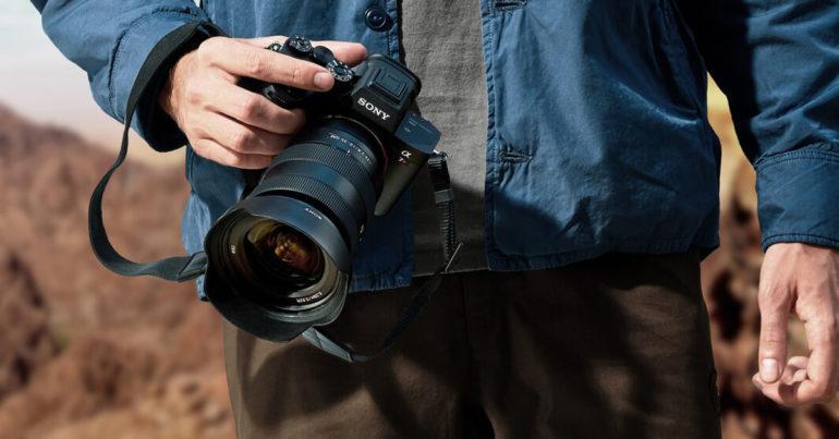 Sony a7R IV — первая в мире 61-Мп беззеркальная камера с полнокадровой матрицей
