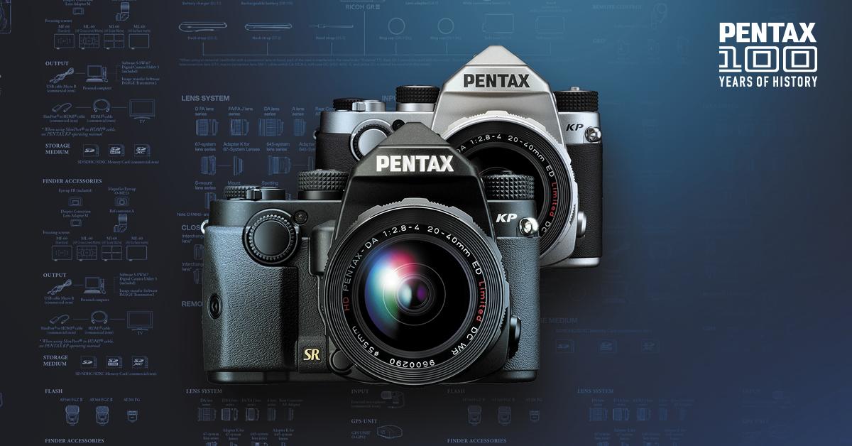 Погодостойкая зеркальная камера Pentax KP сейчас дешевле как минимум на 400€