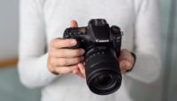 Что в коробке: зеркальная камера Canon EOS 90D