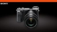Отправь свою старую цифровую камеру на пенсию и получи при покупке Sony a6600 скидку 150€