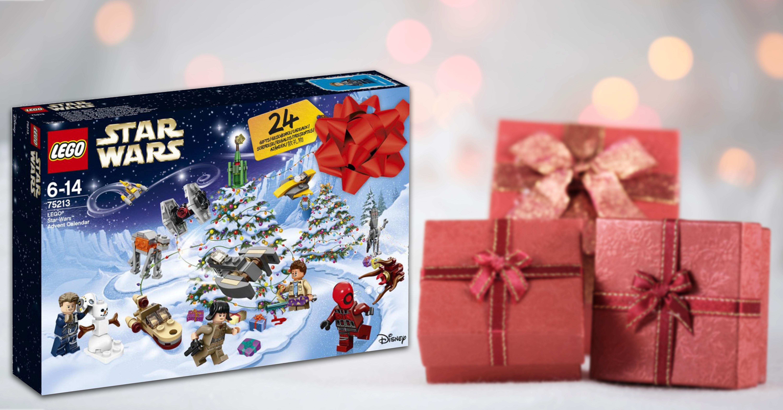 ИНТЕРЕСНАЯ НАХОДКА: в адвент-календаре LEGO можно найти 24 строительных сюрприза