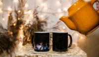 Подогреем Рождество - таинственная термокружка на 30% дешевле