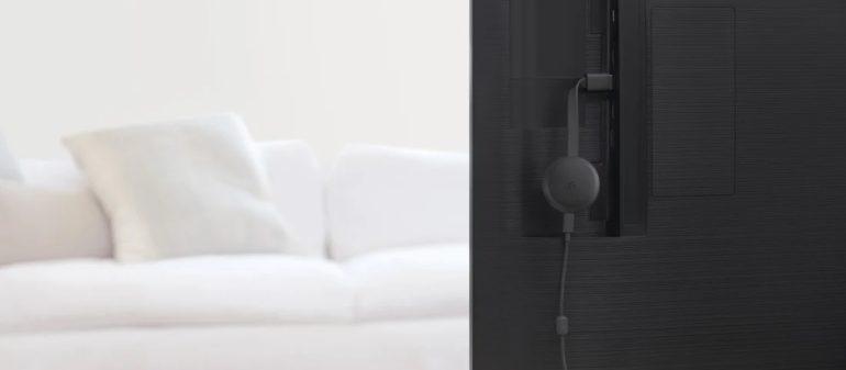 Google Chromecast 3 — превратите свой обычный телевизор в Smart TV