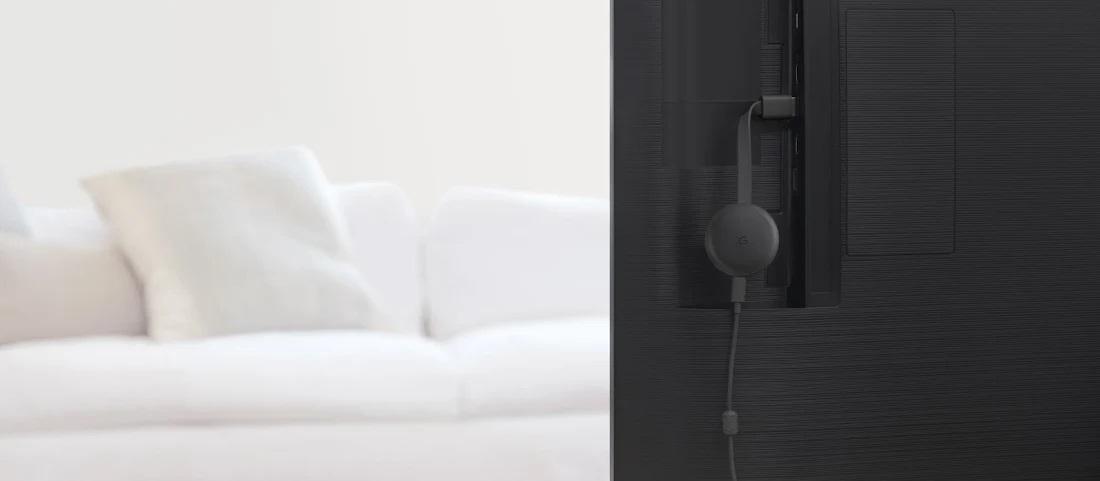 Google Chromecast 3 - превратите свой обычный телевизор в Smart TV