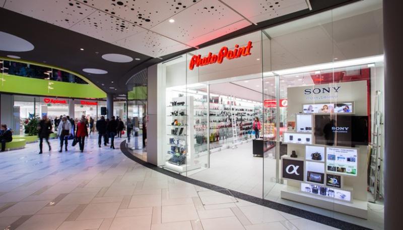 Представительские магазины Photopoint закрыты с 11 марта