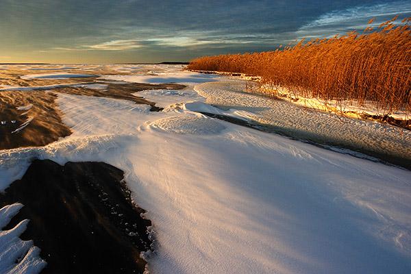 Need lumised ja külmad talved