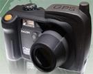 GPS-kaamera + kompass