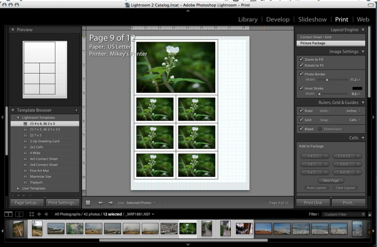 Adobe Lightroom 2
