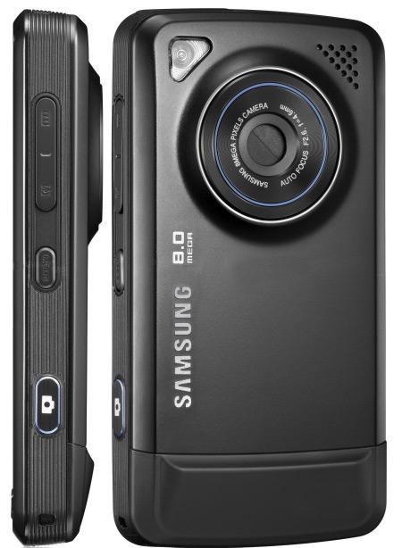 Samsung Pixon - kompaktkaamera või mobiiltelefon?