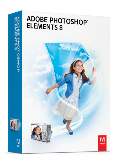 Adobe Photoshop Elements 8 - uued omadused vanas kuues
