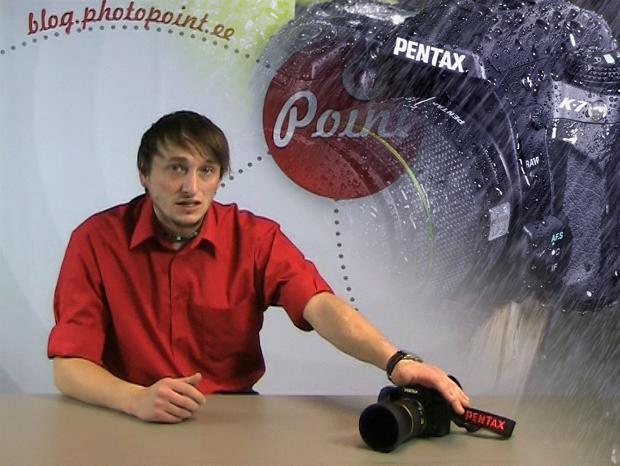 Point TV - 6. Pentax K-7