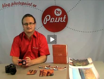 Point TV - 5. Milliste mõõtmetega paberile digipildid trükkida?