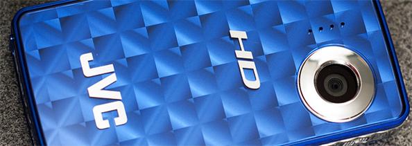 JVC Picsio taskuvideokaamera ülevaade Digitesti veebilehel