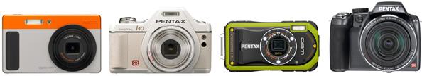 Pentax uuendab kompaktkaamerate tarkvara