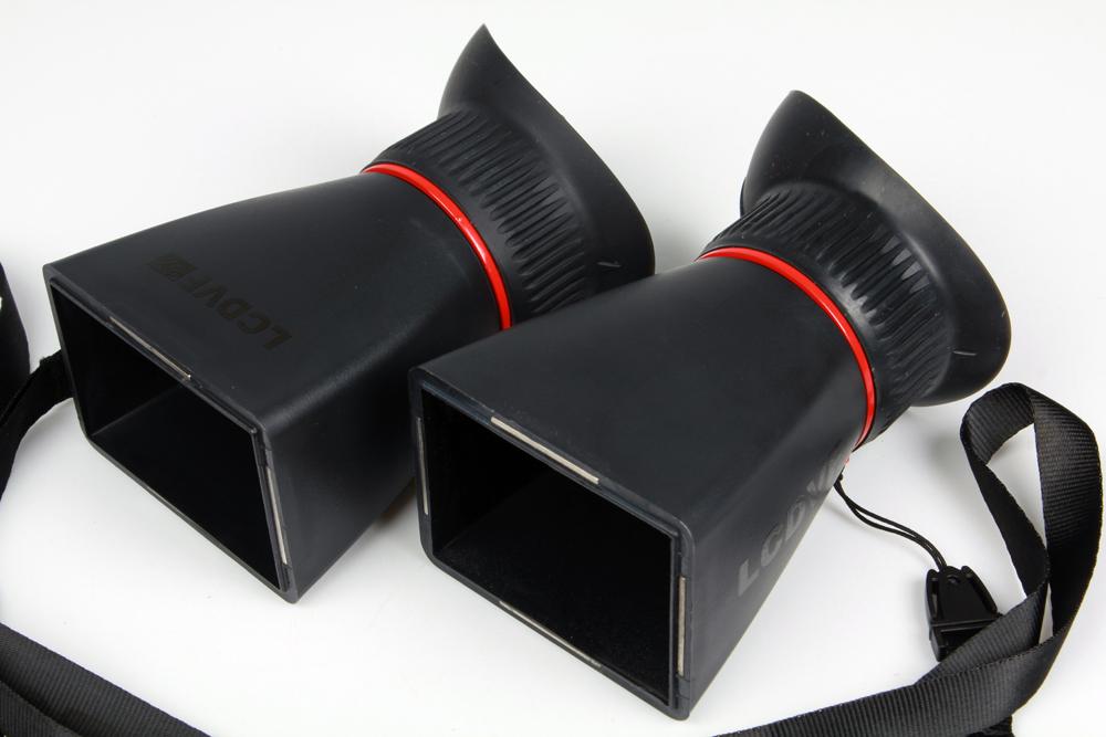 Karbist välja: LCDVF - pildiotsija peegelkaamera LCD-ekraanile