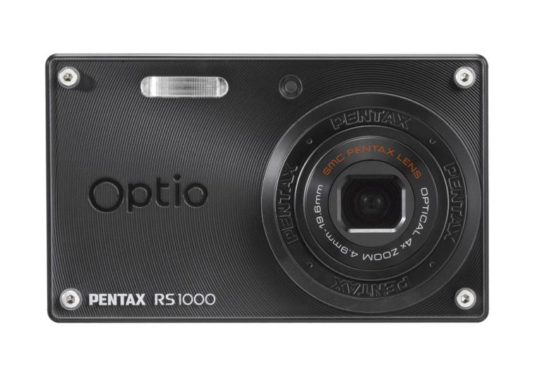 Käsitööminutid Pentax RS1000 kompaktkaamera seltsis Photokina fotomessil