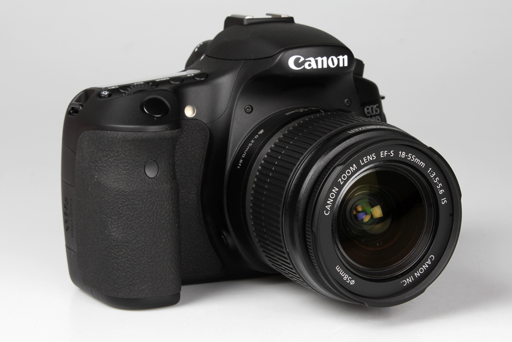Canon EOS 60D peegelkaamera tarkvarauuendus v1.0.9