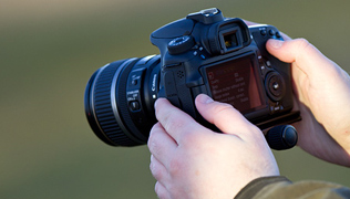 Canon EOS 60D peegelkaamera ülevaade Digitesti veebilehel